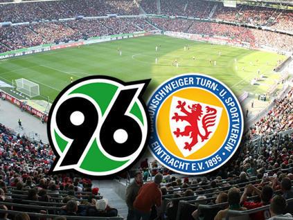 Kommt es zur Relegation zwischen Hannover 96 und Eintracht Braunschweig