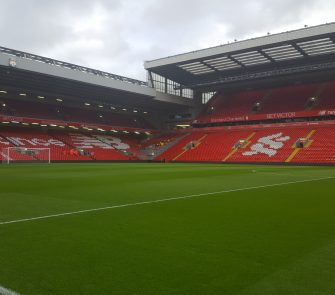Anfield Road Stadion